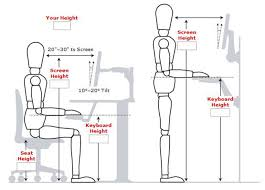 proper standing desk posture how tall should my desk be correct desk height for better posture