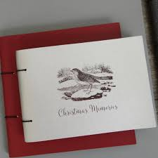 leather memory book christmas engraved leather memory book album by artbox
