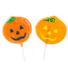 halloween pumpkin lollipops 4 pack u2022 lollipops u0026 suckers u2022 bulk