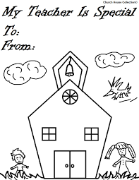 church house collection blog my teacher is special coloring pages