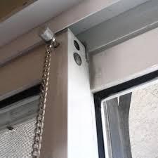 Security Lock For Sliding Patio Doors Home Vulnerability The Sliding Glass Door Kwikpick Lock And Safe
