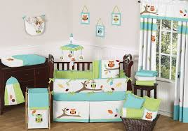 Nursery Owl Decor Owl Baby Bedding Ideas Lostcoastshuttle Bedding Set