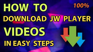 jwplayer android how to jw player which cannot be downloaded
