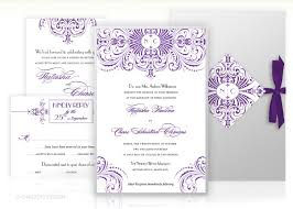 custom invites ready to order custom wedding invitations gatsby 1920 s flourish