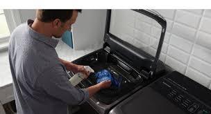 Samsung Blue Washer And Dryer Pedestal Samsung Washing Machines Front Load U0026 Top Load Washers Samsung Us