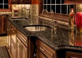 granite kitchen countertop ideas granite tile kitchen countertops all home design ideas best