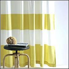 Yellow White Curtains Yellow Chevron Curtains Yellow Curtains Park Curtain Panel