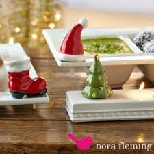 nora fleming platters and minis the best serving dishes