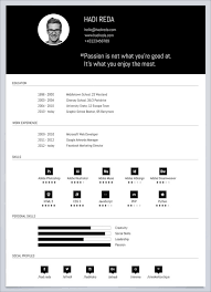 curriculum vitae templates download 10 awesome free cv templates to download