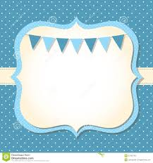 baby card baby boy arrival card royalty free stock photos image 27055748