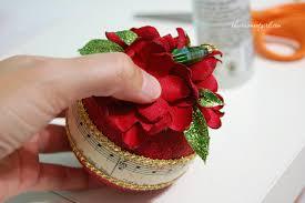 handmade carol ornament tutorial and the