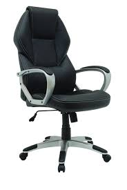 Office Chair Black Leather Chairs Xtech Ups United States