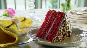 trisha u0027s red velvet cake food network