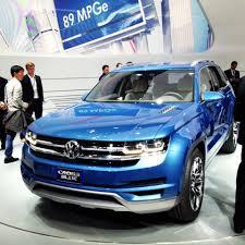 volkswagen crossblue detroit auto show 2013 car launches