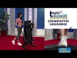 tappeto magnetico o elettrico tapis roulant magnetico per allenarsi in casa e ritrovare la