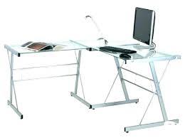 plateau bureau verre bureau verre conforama bureau bureau en angle table plateau bureau