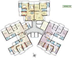 Vastu Floor Plans Abrol Vastu Park In Malad West Mumbai Price Location Map