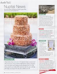 bespoke ultimate coconut wedding cakes peninsula grill best