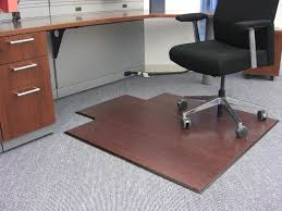 charming floor mats for office chairs on carpet 74 for your ikea