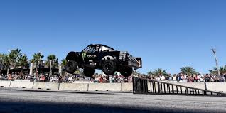monster truck show at dodger stadium monster energy unleashes dazzling entertainment to nascar to