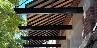 Commercial Building Awnings Awn System