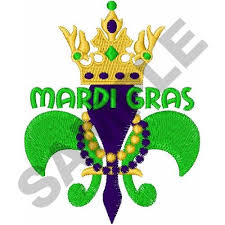 mardi gras embroidery designs holidays embroidery design mardi gras from great notions