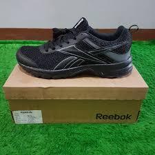 Jual Reebok Ori sepatu reebok original pheehan run hitam preloved fesyen pria