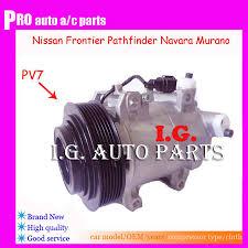 nissan frontier gas type aliexpress com buy ac compressor for car nissan frontier
