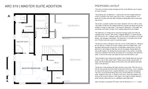masteredroom addition floor plans house living room design plan