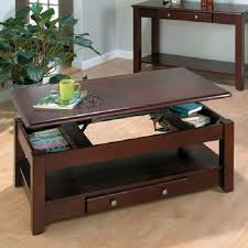 coffee tables with pull up table top collection in pull up coffee table living room tables that lift up