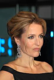 45 year old mother of the bride hairstyles workplace appropriate hairstyles gillian anderson updo and wedding