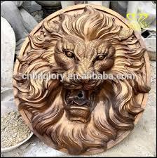 lion heads for sale size metal bronze fiberglass lion sculpture for sale