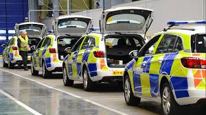 vauxhall luton inside the factory that builds police cars motoring research
