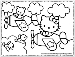 100 hello kitty free printable coloring pages back to coloring