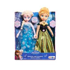 amazon frozen singing talking elsa anna dolls toys