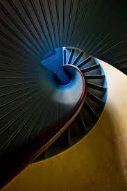 Looking Down Stairs by 1864 Best Escaleras Images On Pinterest Stairs Spirals And