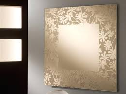Shaped Bathroom Mirrors by Wall Mirror Unique Mirror Wall Clock Unique Shaped Wall Mirrors