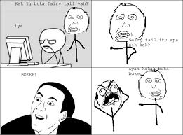 Meme Herp - meme rage comic indonesia