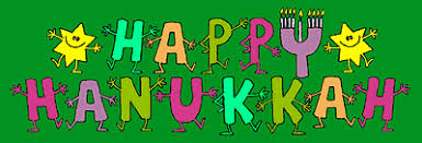 chanukah happy hanukkah lighting menorah candles and spinning