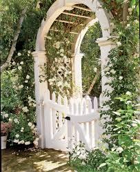 11 lovely garden gates for a beautiful backyard garden gate