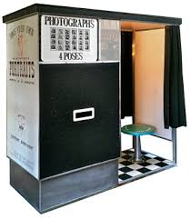 booth rental carnival photo booth rental vintage photo booth