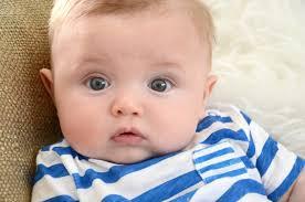 baby boy winkling