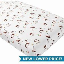 Puppy Crib Bedding Sets Poky Puppy Crib Fitted Sheet The Land Of Nod