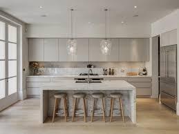 light grey acrylic kitchen cabinets 40 gorgeous grey kitchens