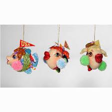 santa s friends ornaments