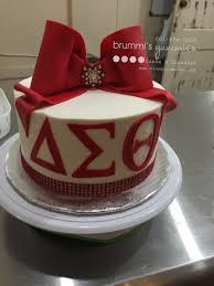 delta sigma theta cake delta sigma theta cake and cupcakes