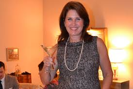 mad men cocktail party gallery winnetka historical society
