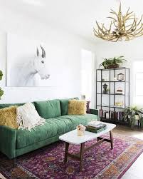 Green Sofa Living Room Inspirational Green Velvet 29 For Your Sofas And Couches Set