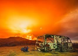 California Wildfire Rocky Fire by Stuart Palley California Wildfire Photos Photographer Captures