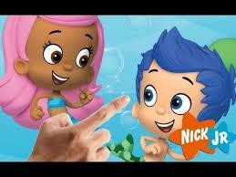 bubble guppies molly gil story book kids nick
